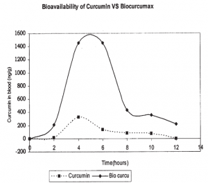 Bioavailability Biocurcumax