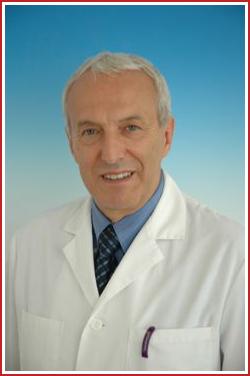 Portrait Professor Ben L. Pfeifer